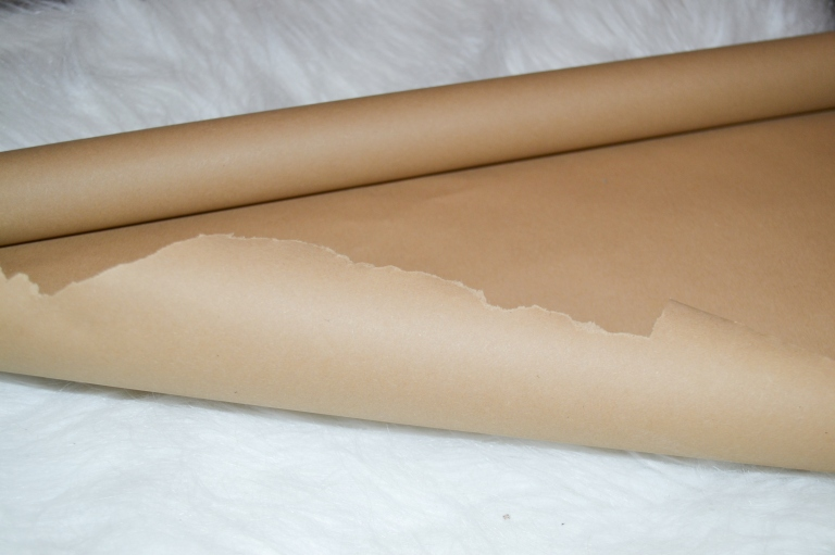 brown craft paper